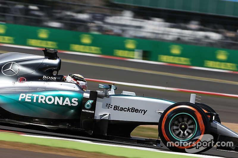 """Hamilton dice que necesita """"mucho"""" más ritmo"""