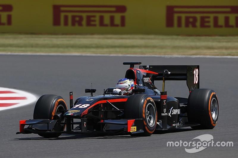 Silverstone GP2: Sirotkin denies Vandoorne to claim maiden pole