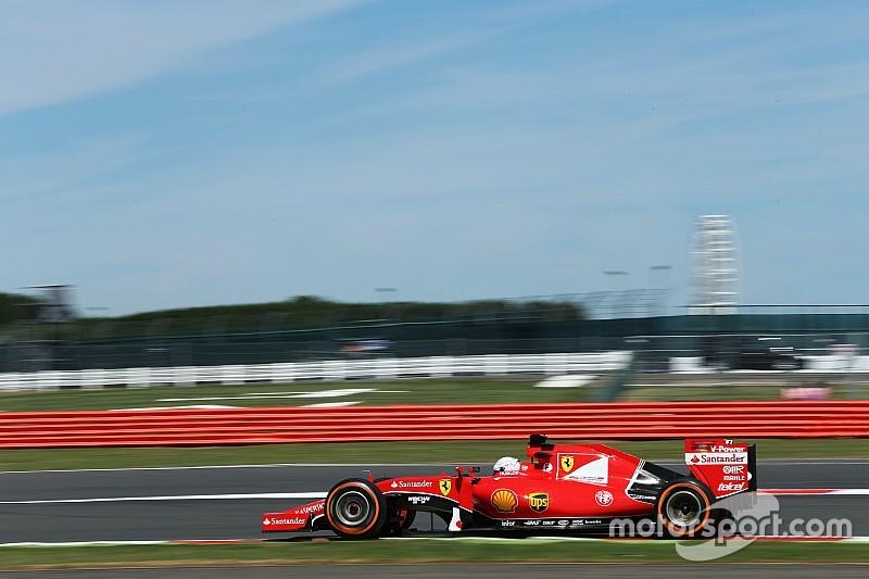 Sem se iludir, Vettel espera crescimento da Mercedes no sábado