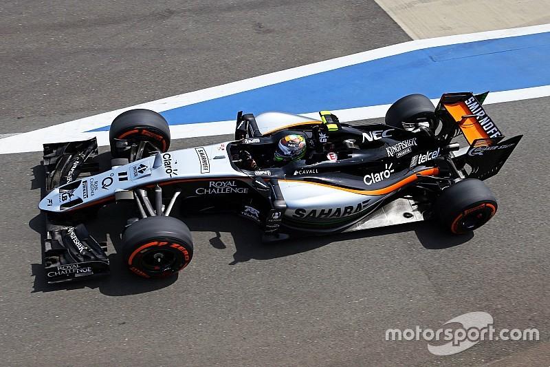 "Perez says upgraded Force India ""better everywhere"""