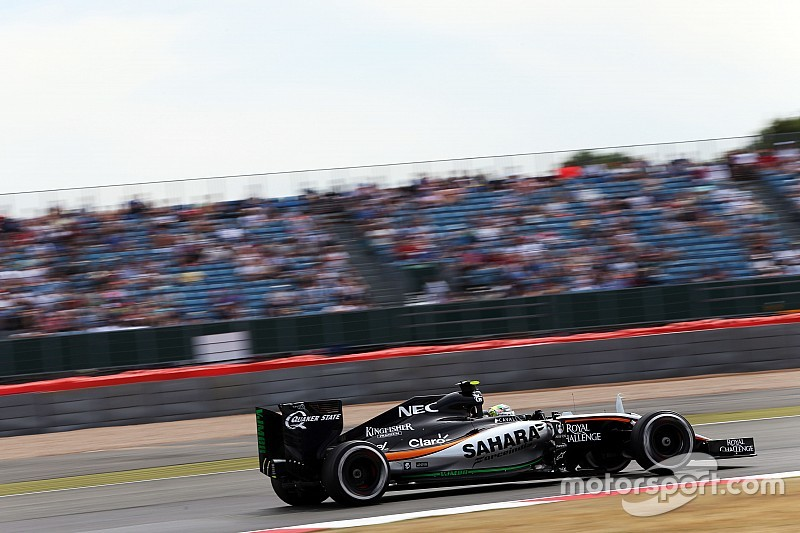 В Force India довольны новой машиной