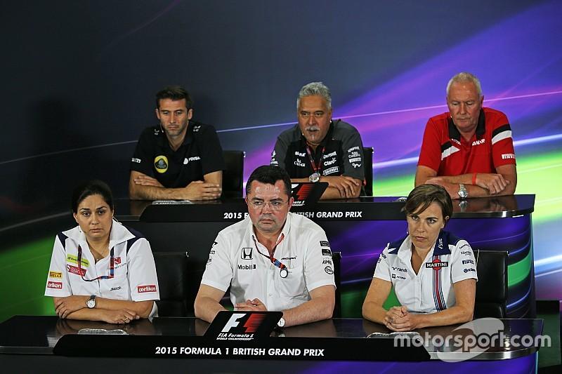 2015 British Grand Prix – Friday Press Conference