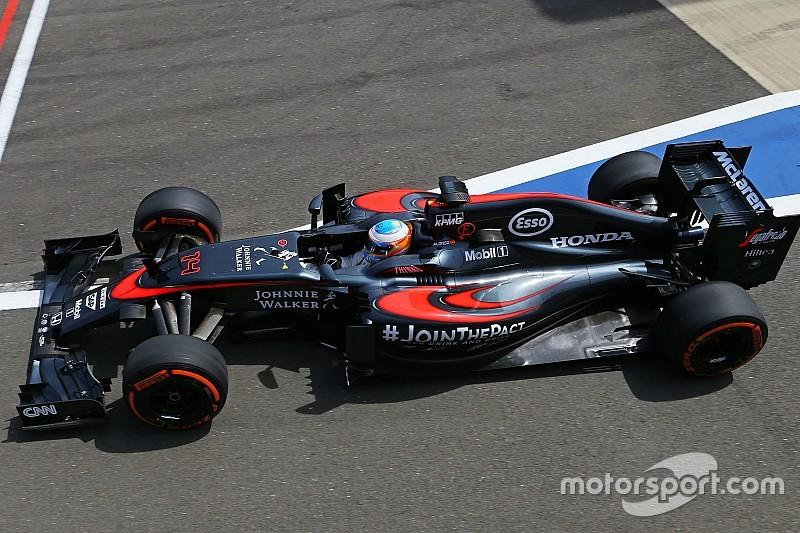 Q1 - Affront à domicile pour McLaren