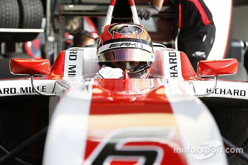 Silverstone GP3: Kirchhofer logra su tercera pole