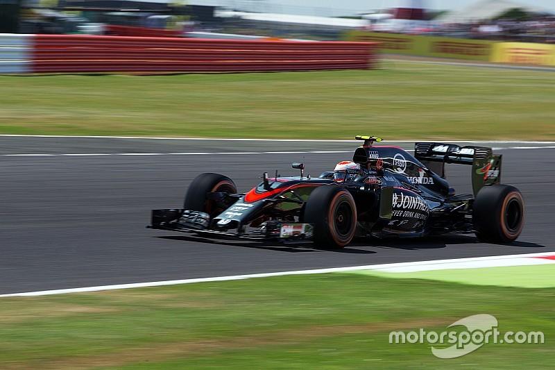 Une séance qualificative difficile pour Button à Silverstone