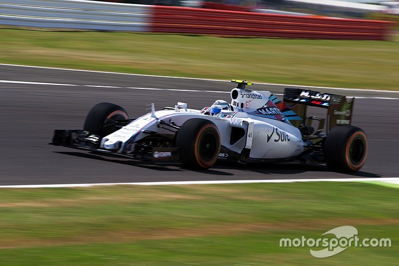 La recuperación de Williams no sorprende a Bottas