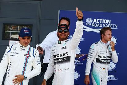 British GP: Post-qualifying press conference