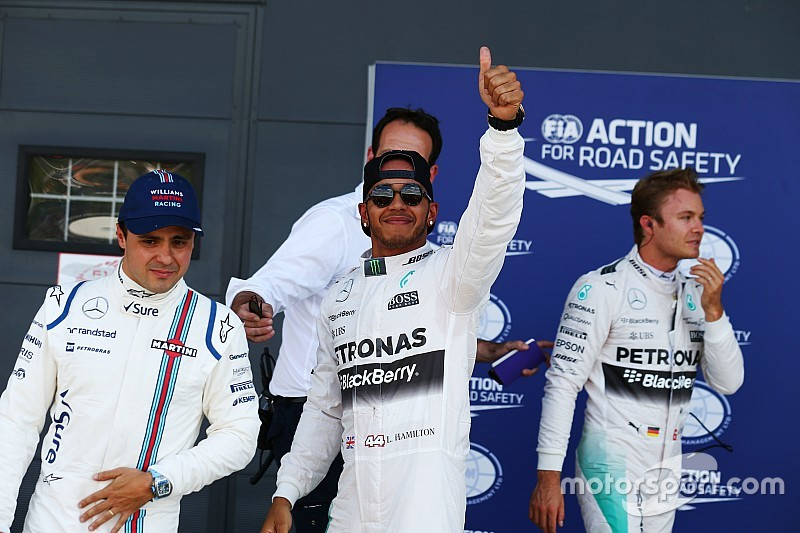 British GP: Post-qualifying press conference
