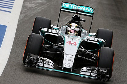 Nothing to separate the Silver Arrows at Silverstone