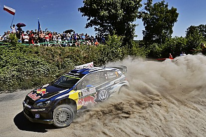 Rally Poland Day 2: Ogier fends off Mikkelsen challenge