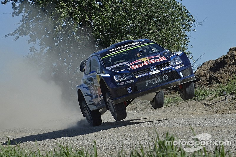 Rally Poland: Ogier wins again, Latvala crashes on final stage