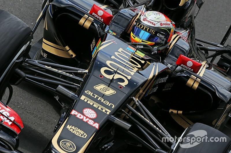 Abandon prématuré pour Romain Grosjean