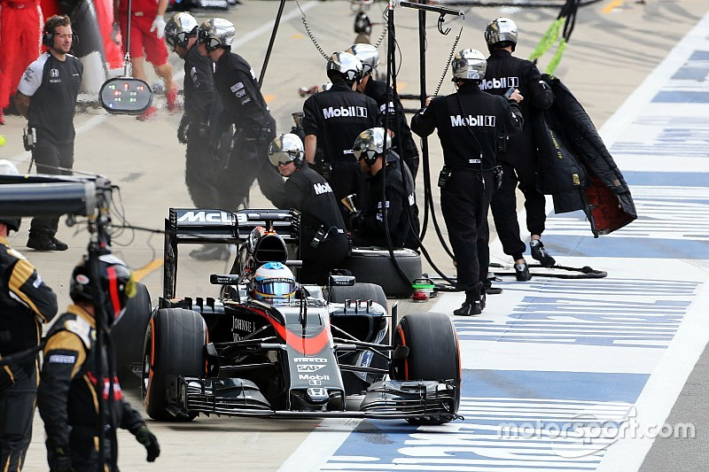 """Alonso says """"free"""" point just an anecdote"""
