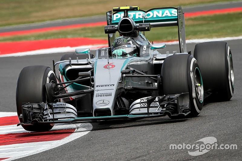 """""""Poderia ter sido pior"""", ressalta Nico Rosberg após ser segundo"""
