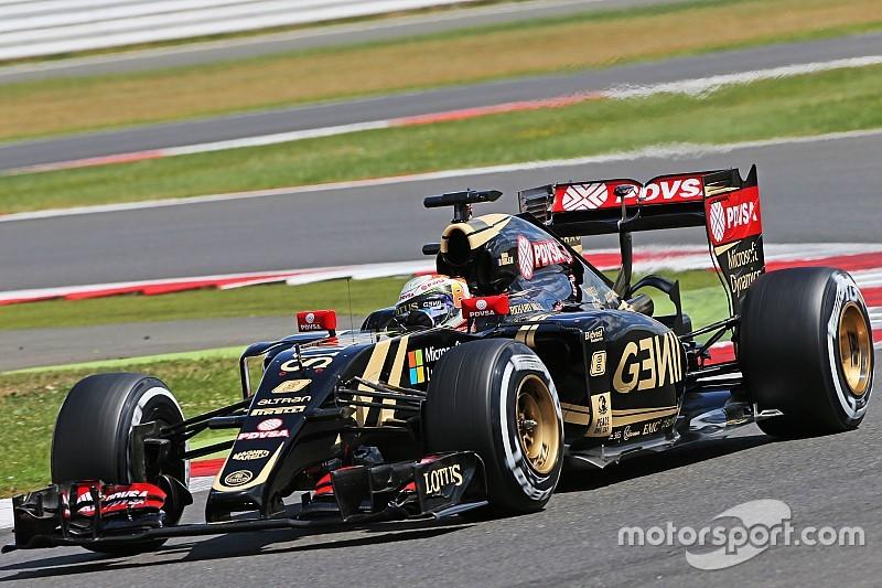 """Double abandon Lotus - """"Le sport auto est parfois cruel"""""""