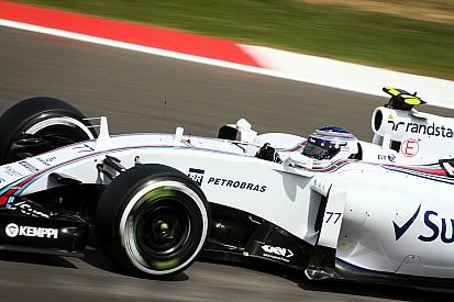 """Bottas reclama da Williams: """"não tive permissão para atacar"""""""