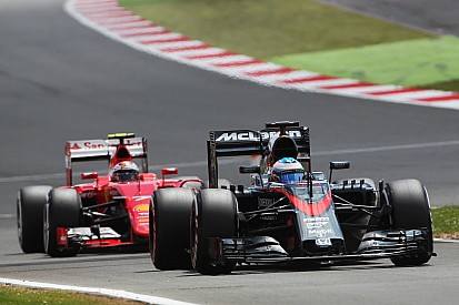 Alonso scores his first point for McLaren-Honda at Silvestone