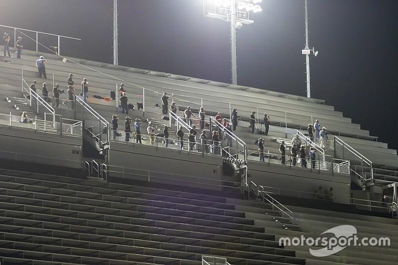 NASCAR spotters adapt to new digs at Daytona
