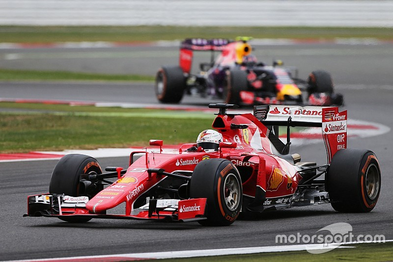 Ferrari boss admits Silverstone form not good enough