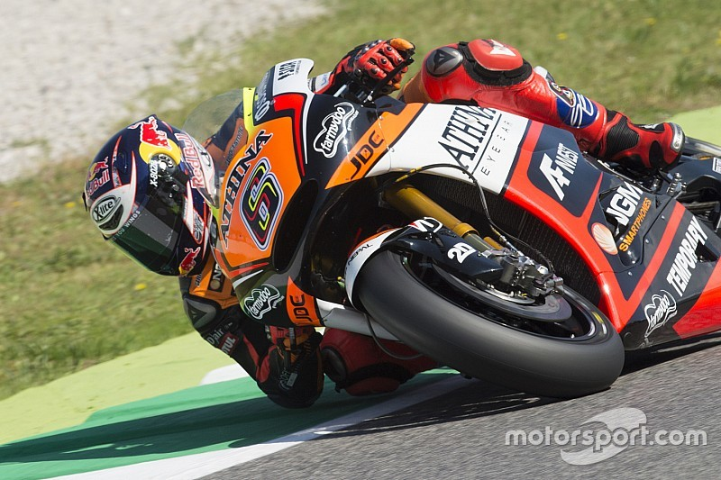 Corti to replace injured Bradl in Germany
