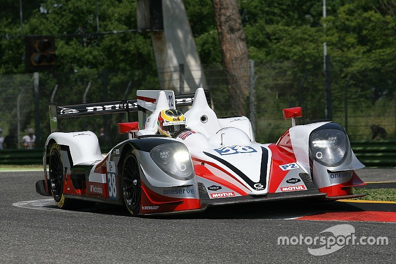 JOTA Sport flat out to score first ELMS victory of 2015