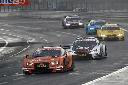 Audi travels to DTM at Zandvoort with one-two lead