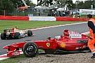 Quand Luca Badoer reprochait à la presse de ruiner sa pige Ferrari