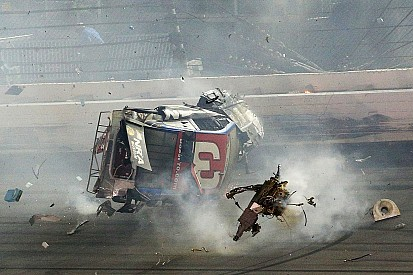 France asegura que NASCAR aprenderá del accidente en Daytona