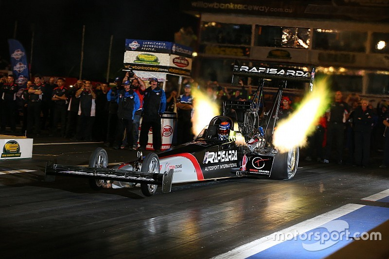 Competitors back new Oz drag racing series
