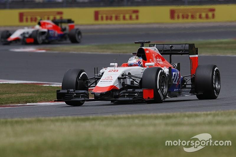 Para Stevens, erro de estratégia tirou pontos da Manor em Silverstone