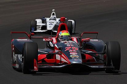 Justin Wilson terminera la saison 2015 en IndyCar