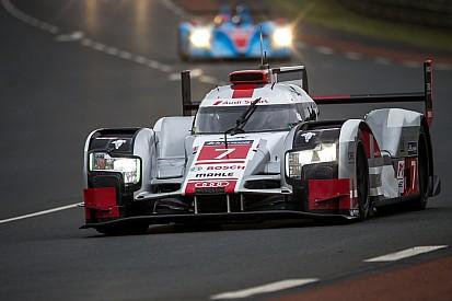 Audi é punida após Le Mans por violar selo de motor do #7
