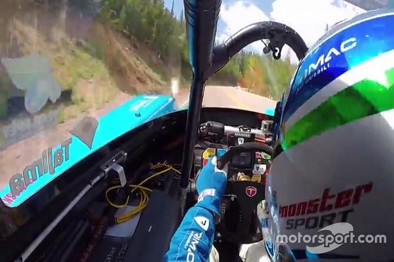 Vidéo - La montée de Monster Tajima à Pikes Peak