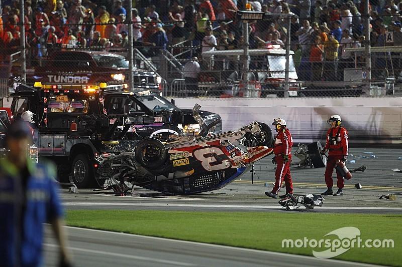 NASCAR fans hurt in Daytona crash lawyer up