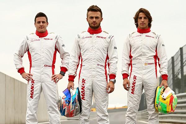 Manor fait l'éloge de Merhi, Stevens et Leimer