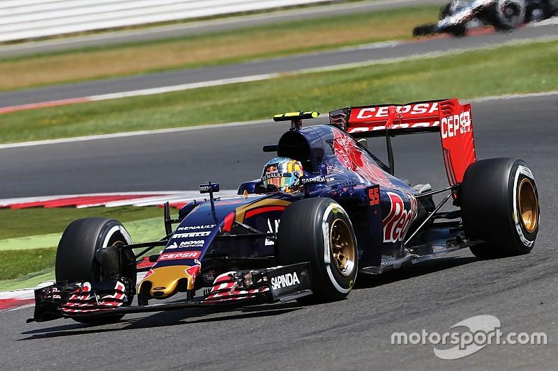 Sainz retirement not a Renault fault