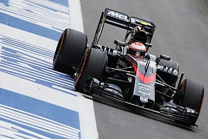 Hamilton peiné par les difficultés de McLaren