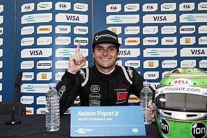 """Nelsinho Piquet: """"alívio define o que eu senti naquele momento"""""""
