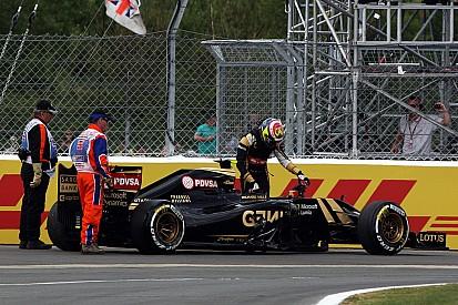 Maldonado reste convaincu du potentiel de Lotus