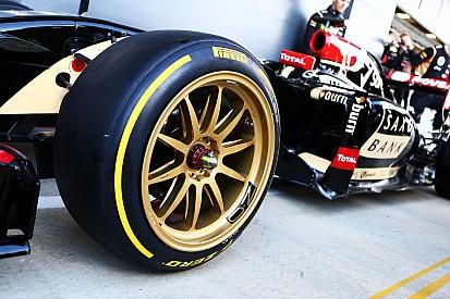 Il y a un an... Quand Pirelli testait les pneus 18 pouces