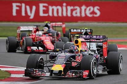 F1 teams now have second fuel sensor choice