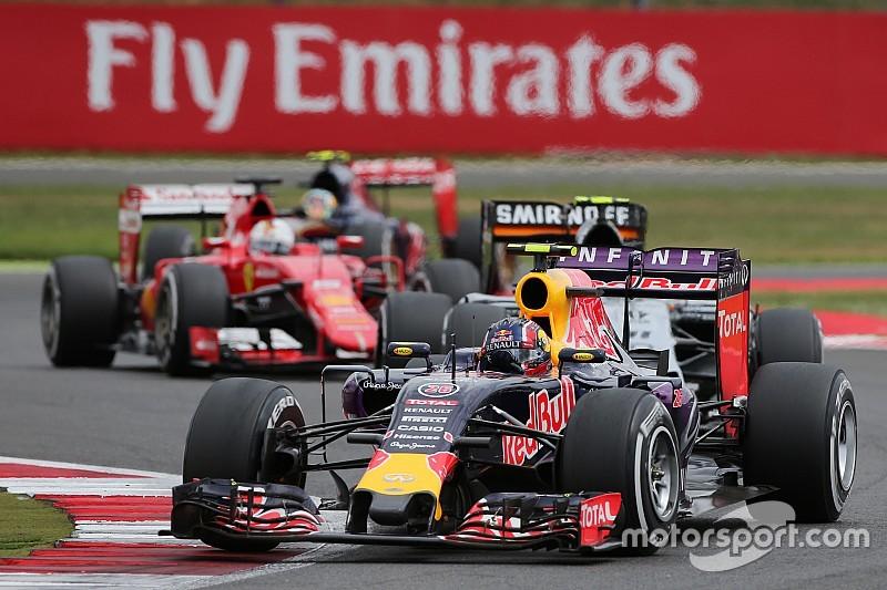 Acepta F1 un nuevo sensor de combustible