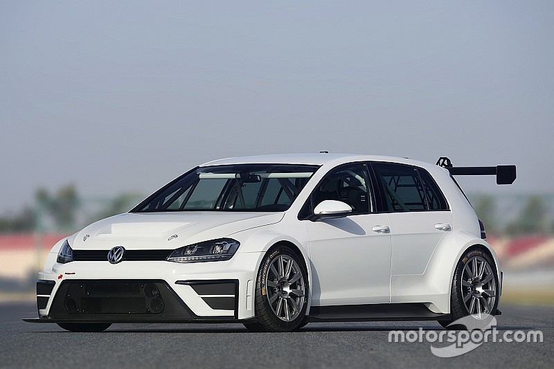 Volkswagen lance sa nouvelle Golf version TCR