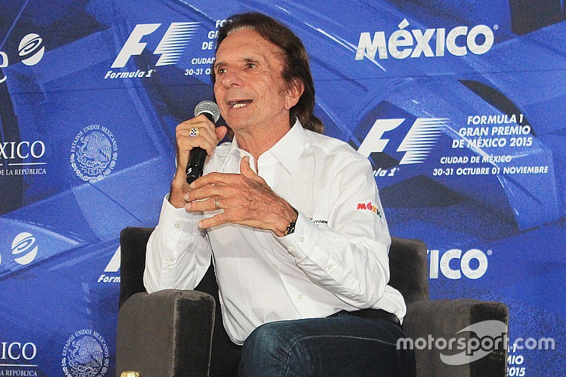 Emerson Fittipaldi named official Mexican GP race ambassador