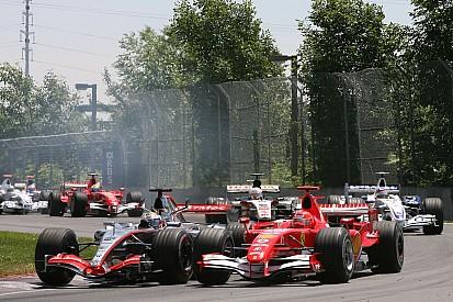 Montoya - La F1 doit aller plus vite et être plus serrée