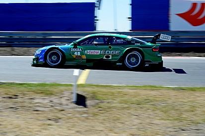 """Гонщики DTM одобряют введение """"медленных зон"""""""