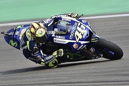 """Valentino Rossi - """"Cette journée n'a pas été si mauvaise"""""""