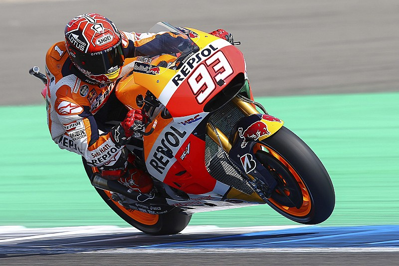 Qualif - Record et pole position pour Márquez