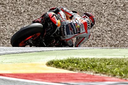 Márquez espera una carrera peleada el domingo