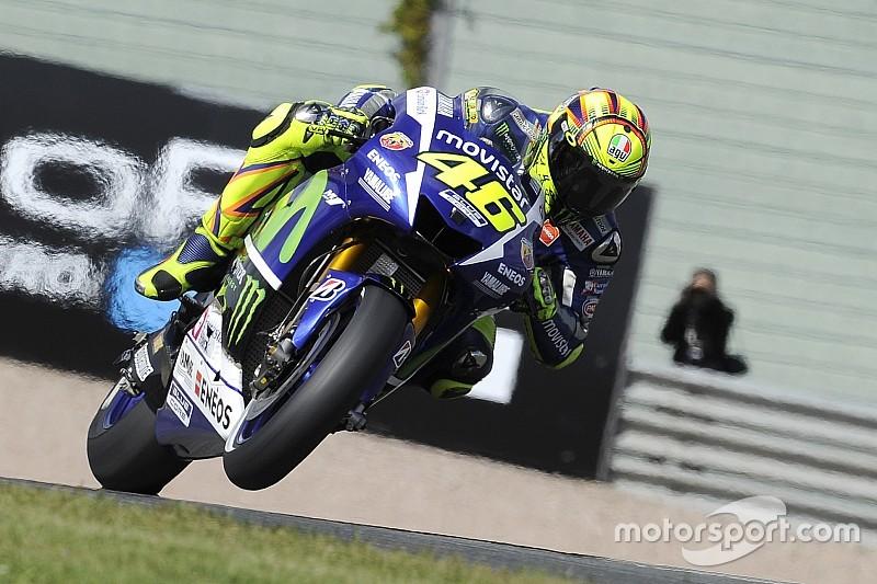 Objectif Jorge Lorenzo pour Valentino Rossi